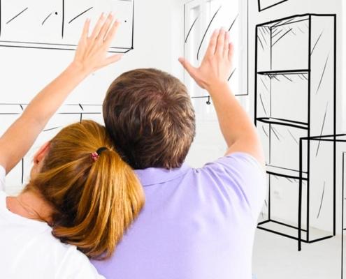 Par får idéer av sälja lägenhet tips