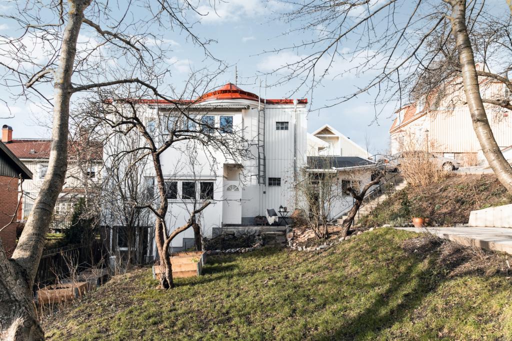 Unik villa på gård i BRF