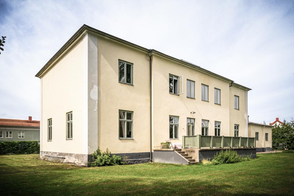 Disponentvillan i Nyköping
